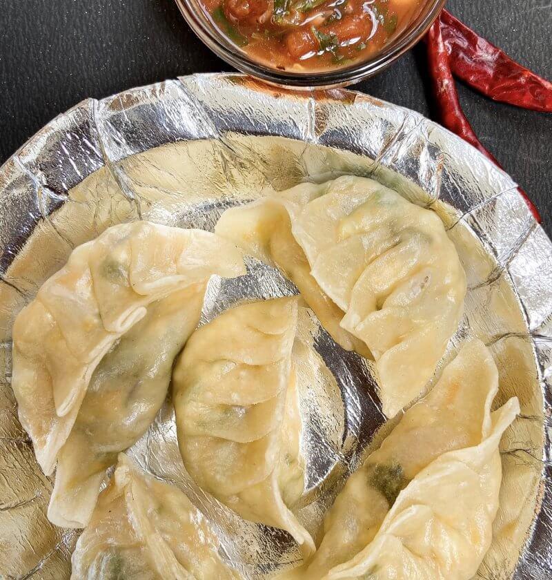 Veg Nepali momos recipe