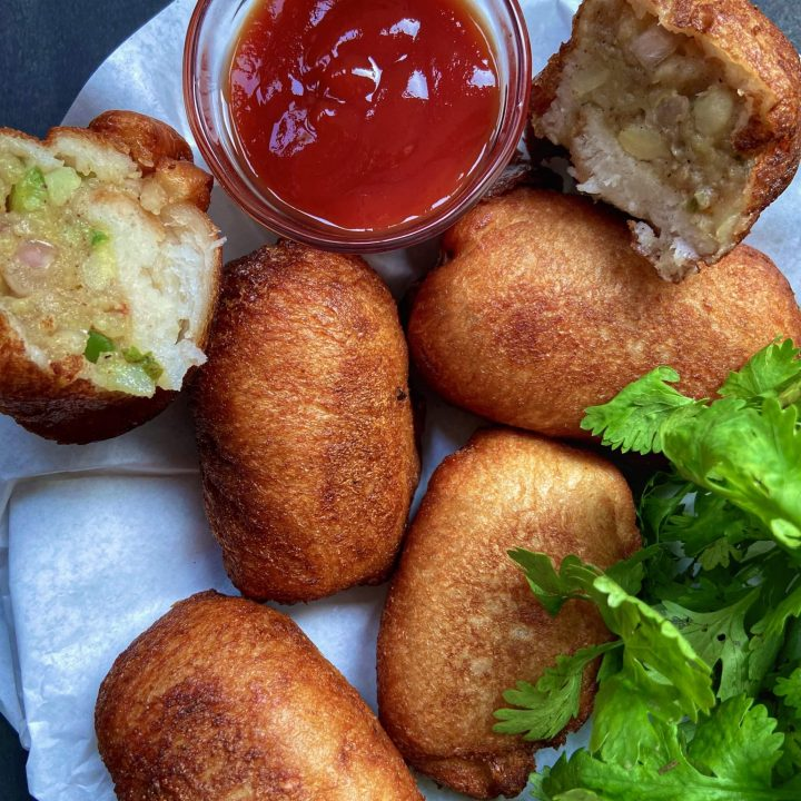 Indian bread roll